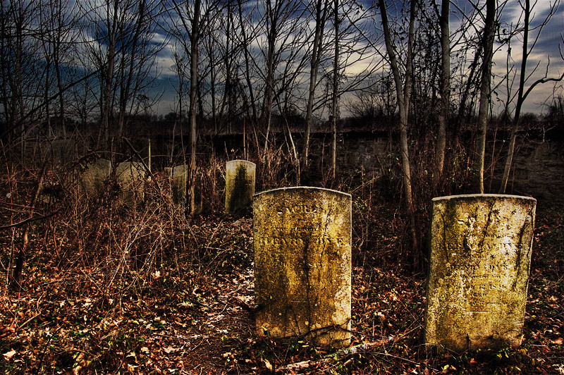 Aged Graves