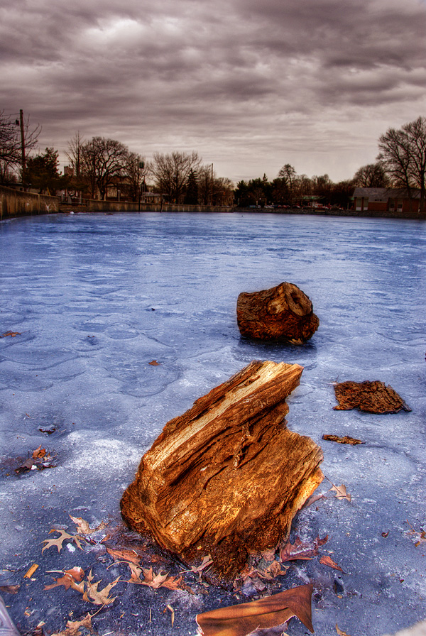 Of Wood And Ice